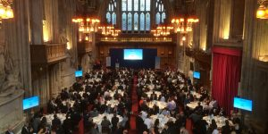 Annual Awards Luncheon at the Guildhall