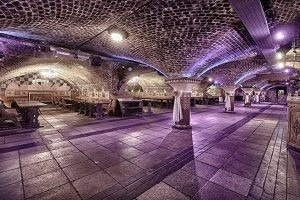Ivory vaults venue, unusual venue