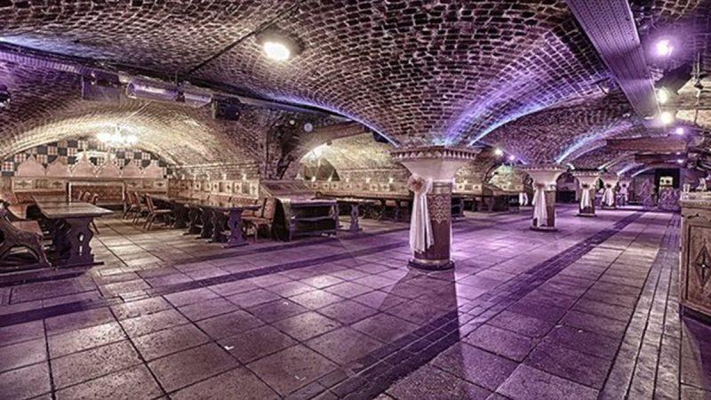 Ivory vaults venue