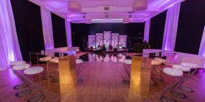 How to transform a blank canvas venue