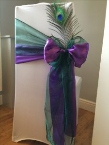 filling your space peacock chair cover ties