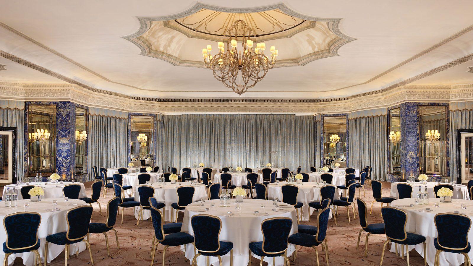 Rooms: Five Beautiful London Ballrooms