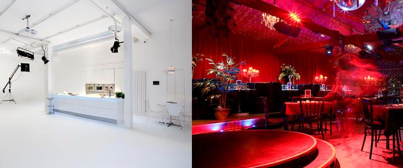 Burlesque & Studio